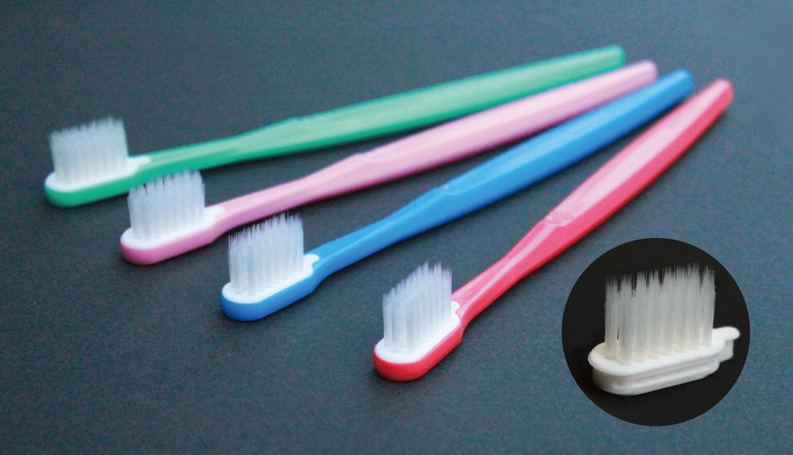 ブラシを交換する歯ブラシ~みんなの力で地球を守ろう!カーボン・オフセットキャンペーン
