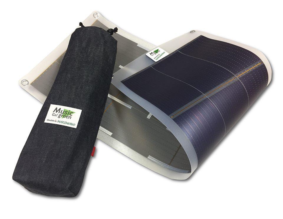 国産・超軽量太陽光発電シート~みんなの力で地球を守ろう!カーボン・オフセットキャンペーン