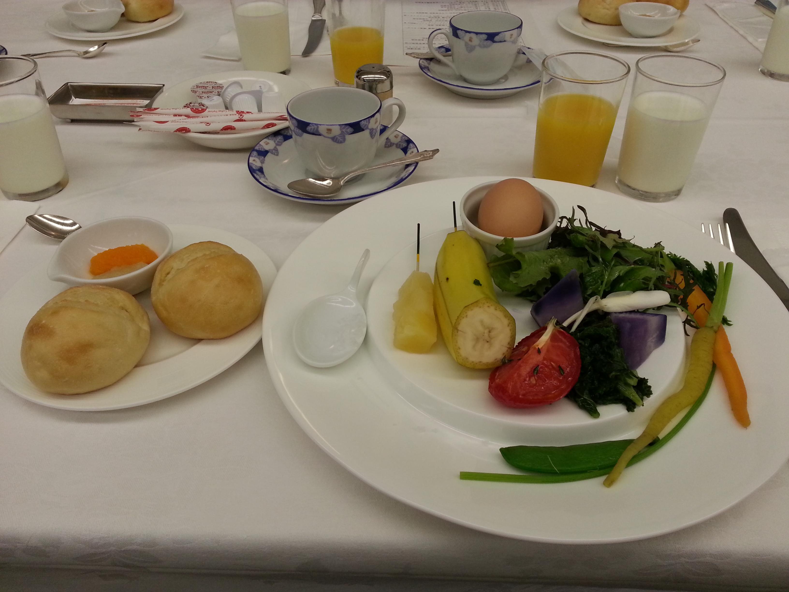 昭和女子大学理事長の坂東眞理子氏が講演、第4回エシカル朝食会開催