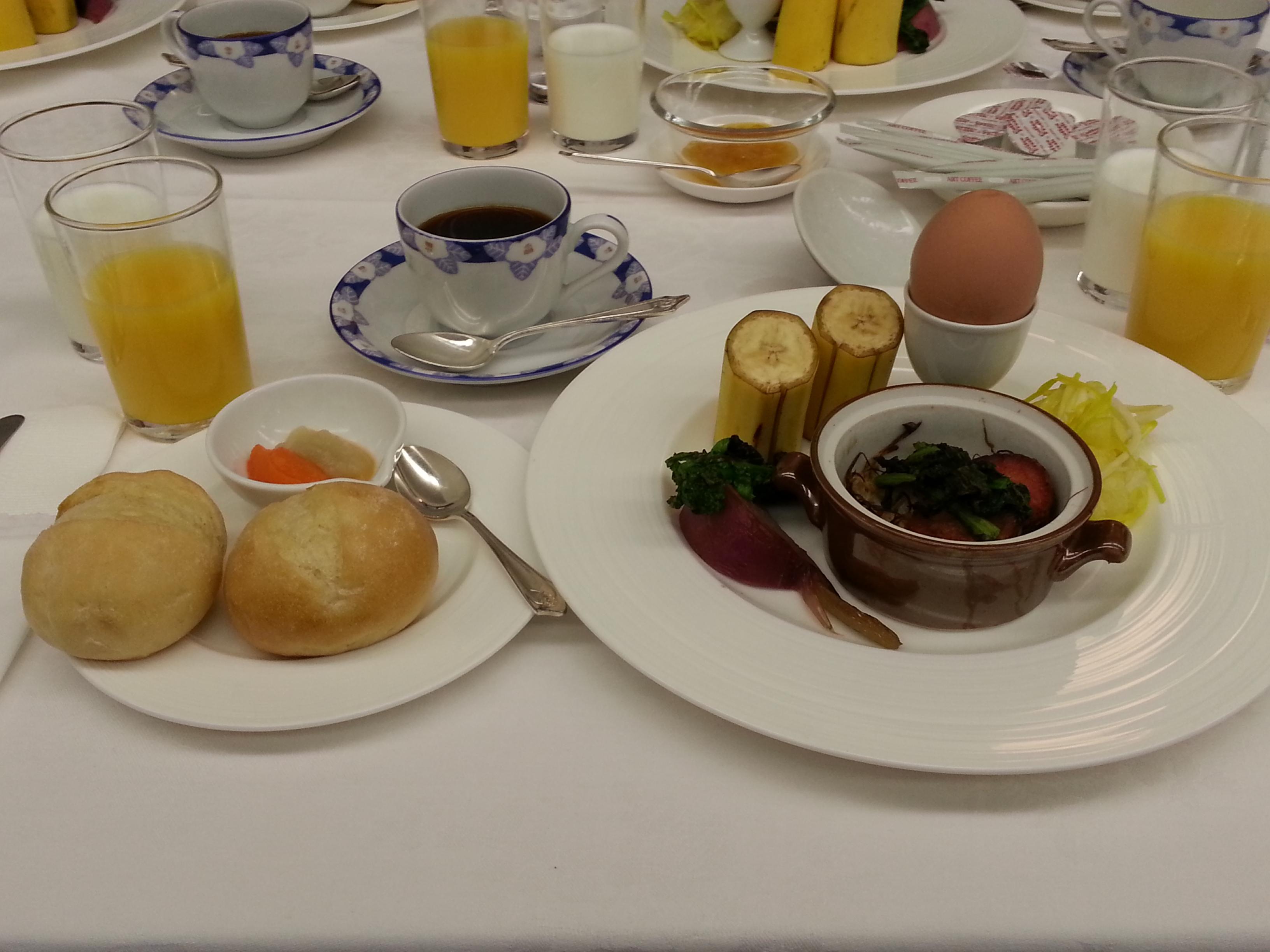 参議院議員の山口那津男公明党代表が講演、第10回エシカル朝食会開催