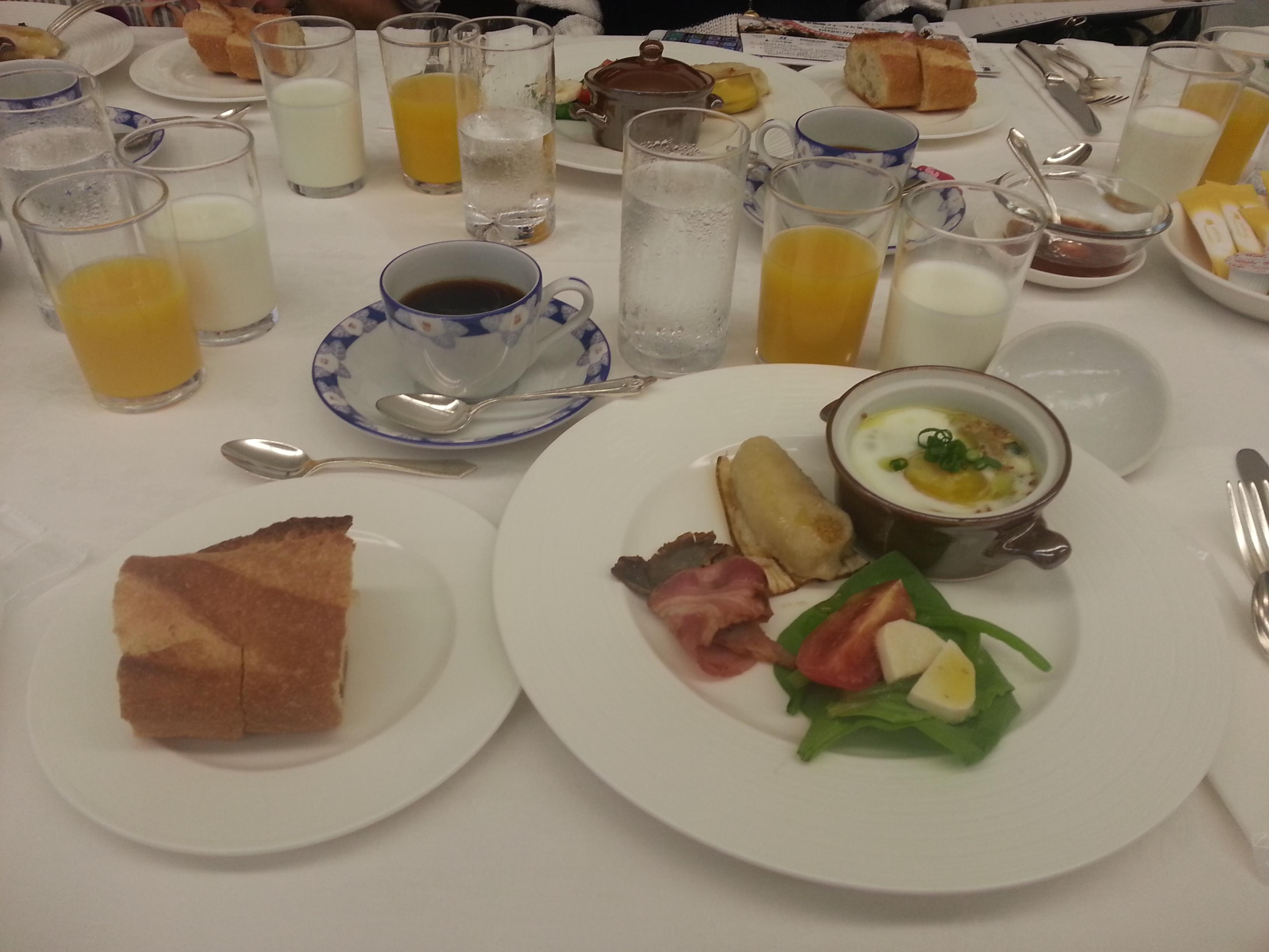キヤノンの古田清人氏が、第24回エシカル朝食会で講演