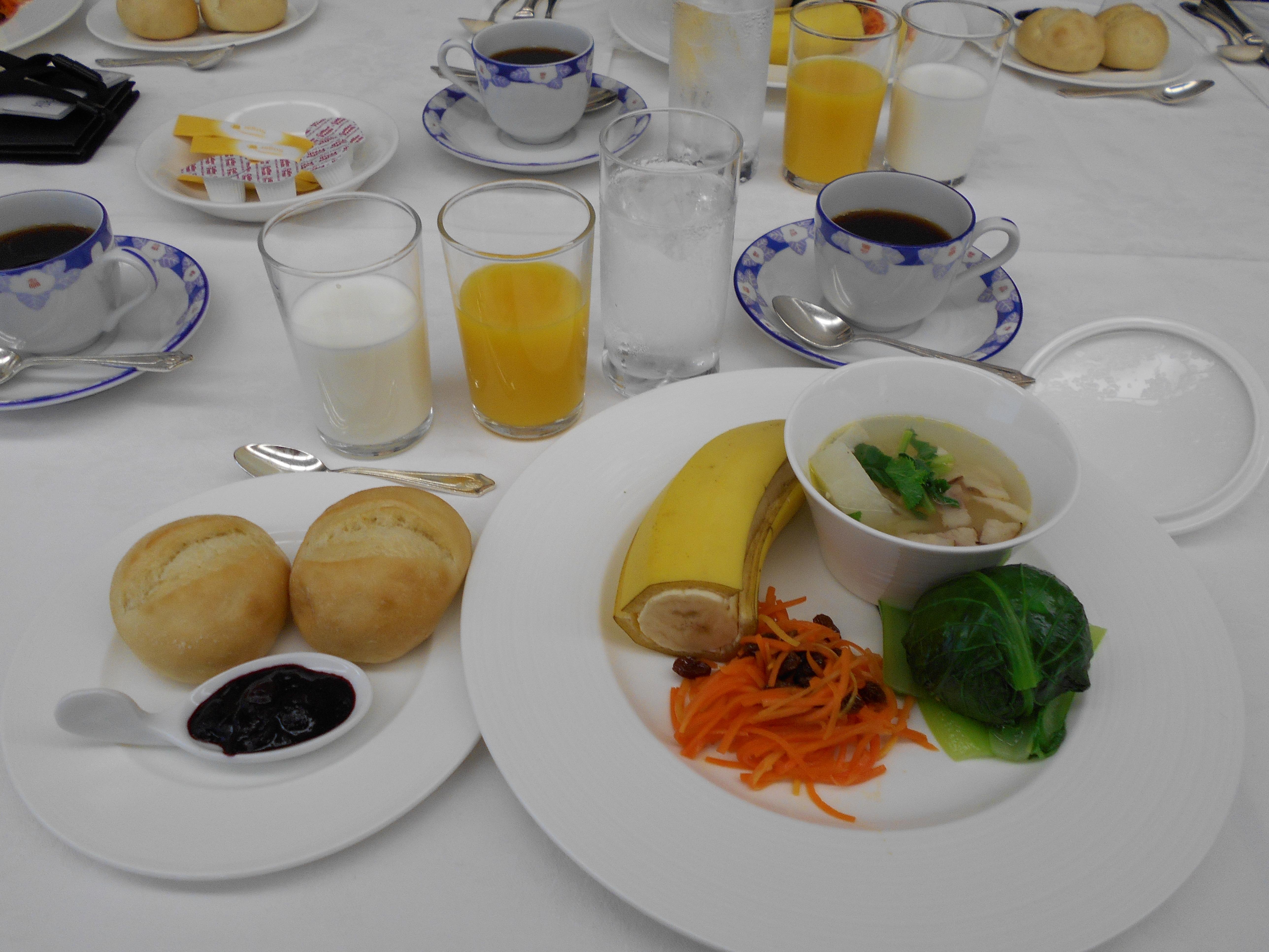 パナソニックの尾本勝彦氏が、第29回エシカル朝食会で講演